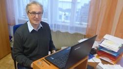 Dekan Wolfgang Rüter-Ebel