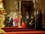 Historische Begegnung im Berliner Dom: Gottesdienst mit Vertretern altorientalischer Kirchen