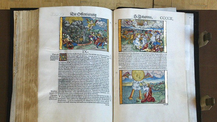 Illustrierte Cranach Bibel