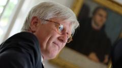 Der Ratsvorsitzende der Evangelischen Kirche in Deutschland,  Landesbischof Heinrich Bedford-Strohm.