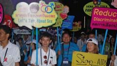 Asiatisches Dilemma: Religionen, Sexualität und Aidsprävention