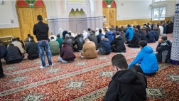 Marokkanische Assadaka-Moschee im hessischen Raunheim