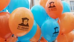Das Reformationsjubilaeum als Gratwanderung