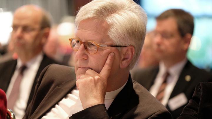 Der EKD-Ratsvorsitzende Bedford-Strohm