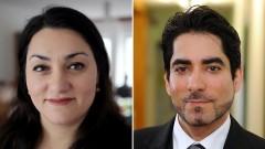 Lamya Kaddor und Mouhanad Khorchide