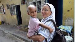 Ordensschwester Asisa aus Eritrea hilft Flüchtlingen in Tel Aviv