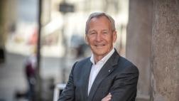 Reformationsbotschafter Herbert Henzler, ehemaliger Direktor bei McKinsey