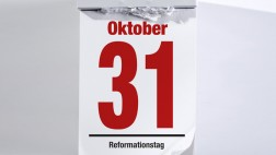 Reformationstag am 31. Oktober