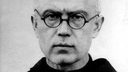 Der polnische Franziskaner-Mönch Maximilian Kolbe.