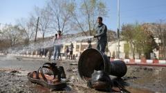Viele Menschen sind bei einem Anschlag in Kabul ums Leben gekommen.
