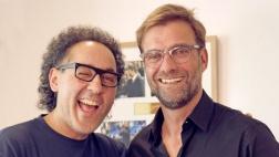 David Kadel und Jürgen Klopp