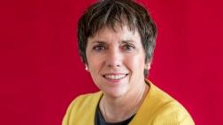 Margot Käßmann, Botschafterin für das Reformationsjubiläum der Evangelischen Kirche in Deutschland.