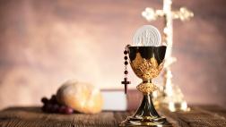 Katholisches Abendmahl