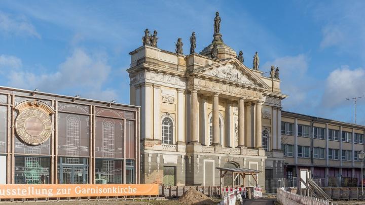 Wiederaufbau der Garnisonkirche in Potsdam