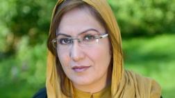 Humaira Rasuli, Leiterin der Frauenrechtsorganisation Medica Afghanistan.