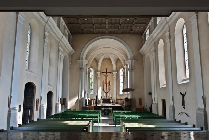 St. Stephan Würzburg