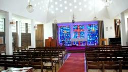 Norwegische Seemannskirche in Hamburg