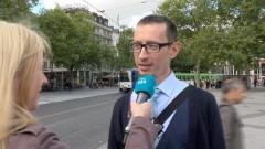 Video-Umfrage: Was kann man für Flüchtlinge tun?