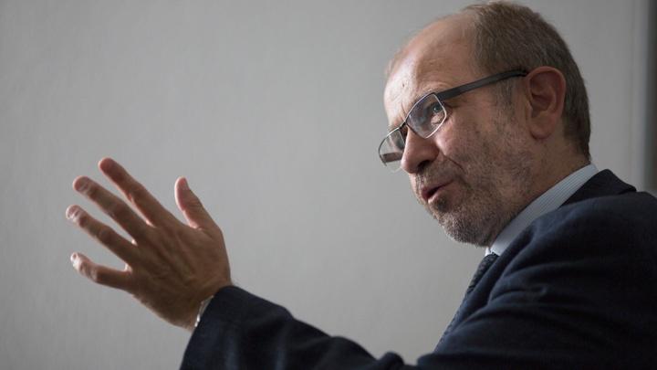 """Manfred Rekowski, Präses der Evangelischen Kirche im Rheinland, meint:""""Kirche und Gesellschaft müssen die Ängste der Menschen ernst nehmen und Verantwortung für die Welt übernehmen."""""""