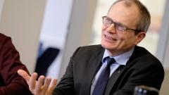 Der Präsident der Diakonie Deutschland, Ulrich Lilie