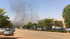 Zentrum von Ouagadougou