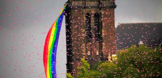 Gay Canal Parade, Amsterdam