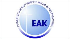 Logo Evangelisch-altreformierte Kirche in Niedersachsen (EAK).