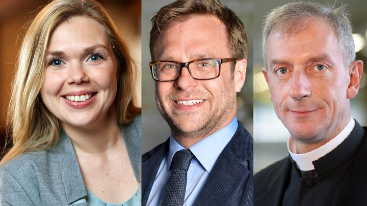 """Neue Sprecher ergänzen ab 2016 """"Das Wort zum Sonntag""""-Team. Premieren für Christian Rommert, Benedikt Welter und Elisabeth Rabe-Winnen im Ersten"""