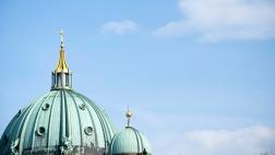 Kuppel des Berliner Doms.