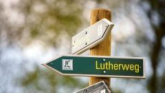 Lutherweg Wartburg