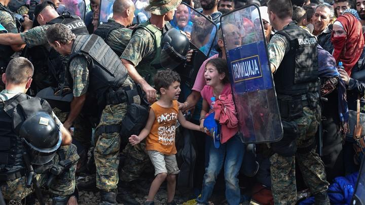 UNICEF-Foto des Jahres 2015 von Georgi Licovski