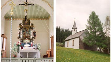 Urige Hofkapellen im Schwarzwald