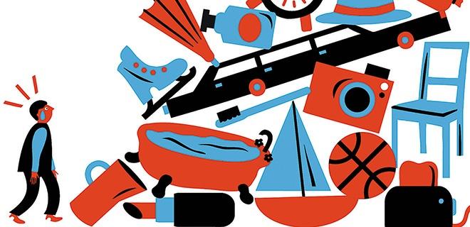 Illustration zur Wirtschaft