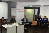 Gemeinsamer Workshop von AGDF und EAK in Mainz fragte nach Friedensräumen