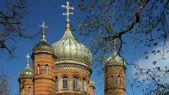 Russisch-Orthodoxe Kirche in Weimar