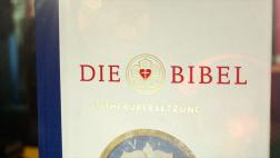 Druck der Lutherbibel