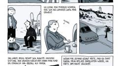 Pfarrer Michael Wohlrab im Comic