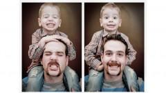 Väter und Söhne könnten so viel Spaß miteinander haben...