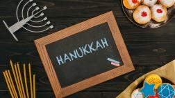 Hanukkah, das Lichterfest