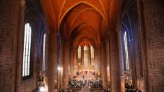 Eröffnungsgottesdienst der EKD-Synode in Hannover