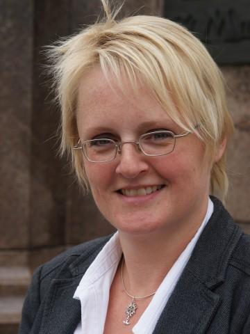 Pfarrerin Kathrin Oxen