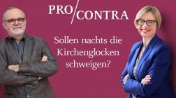 Pro und Contra: Sollen nachts die Kirchenglocken schweigen?