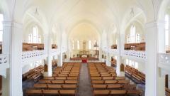 Zum 500. Jahrestag der Reformation haben die Protestanten in der russischen Metropole doppelten Grund zum Feiern: Das Eigentum an dem zu Sowjetzeiten verstaatlichten Gebäude und einer benachbarten Kapelle geht wieder auf die Kirche über.