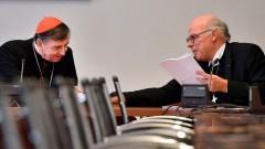 Deutsche Lutheraner zu Gespraechen in Rom