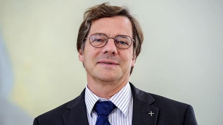 Markus Dröge, Bischof der Evangelischen Kirche Berlin- Brandenburg-schlesische Oberlausitz (EKBO).