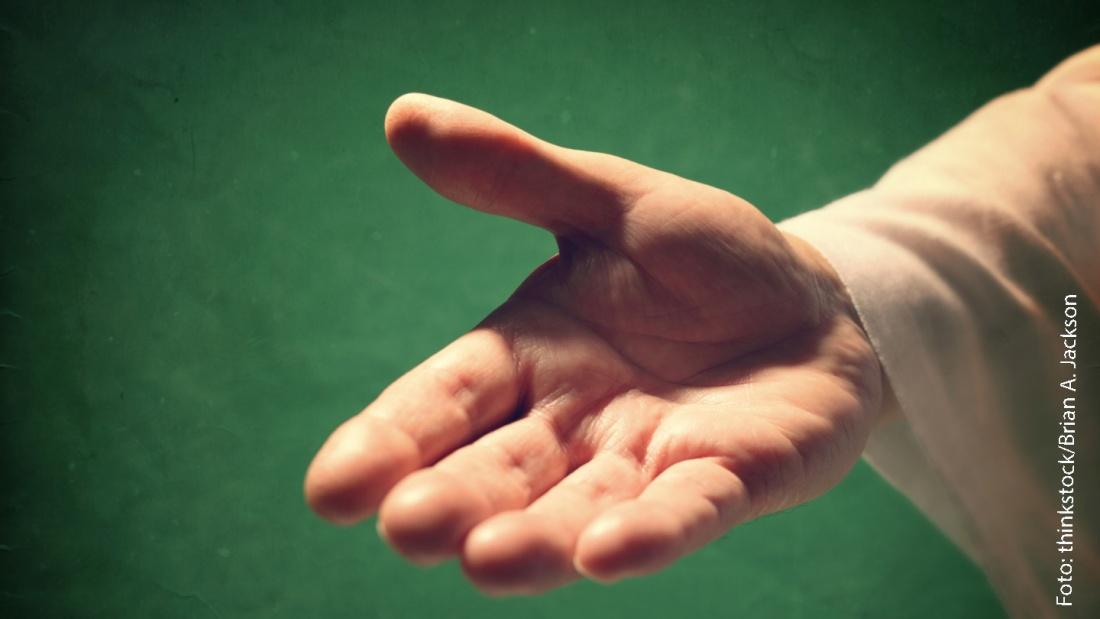 Heldene Hände