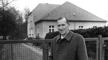 Pfarrer Uwe Holmer, ehemaliger Leiter der Hoffnungstaler Anstalten