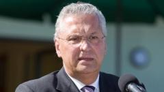 Der bayerische Staatsminister Joachim Herrmann