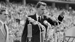 US-Evangelist Billy Graham