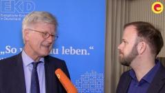 Heinrich-Bedford-Strohm im Interview mit evangelisch.de